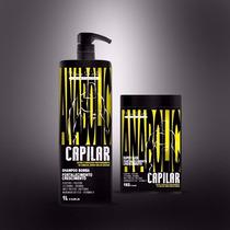 Kit Máscara Anabolic Capilar + Shampoo Bomba - Nova Delle