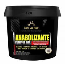 Reconstrutor Anabolizante Capilar Ultra 1kg New Liss Hair