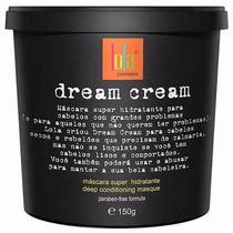 Dream Cream Lola 150g Mascara Hidratante Cabelos Com Quimica