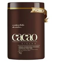 Máscara Capilar Reconstrutora Portier Cacao 1kg Loiras
