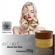 Duo Oleum 250g Di Pierry Nutri Repair Pós Progressiva