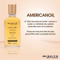 Óleo De Ojon - Miskito Americanoil - 50ml