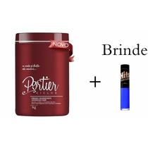 Realinhamento Termico Máscara Capilar Bbtox Portier+brinde