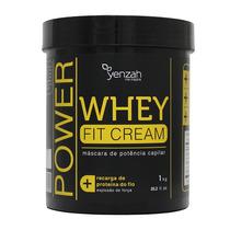 Máscara Power Whey Fit Cream 1kg - Yenzah