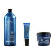 Redken - Kit Extreme - Shampoo/máscara E Selador