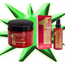 1 Uniq One Revlon 150ml + 1 Mascara Uniq One Revlon 300ml