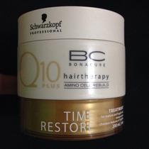 Schwarzkopf Bonacure Time Restore Treatment - Q10 Máscara