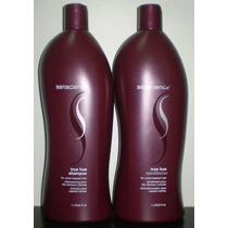 Kit Senscience True Hue - Shampoo + Condicionador 1lt