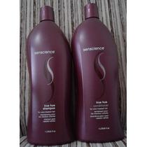 Senscience Kit True Hue - Shampoo + Condicionador 1lt
