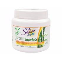 Silicon Mix Bambú 450g - Tratamento Hidratação Nutritiva