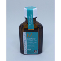 Oleo De Tratamento Moroccanoil Light 25 Ml Original