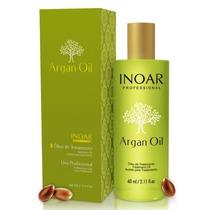 Inoar Argan Oil System Óleo De Tratamento 60ml Inoar Prof