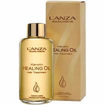 Lanza Keratin Healing Oil Hair Treatment Óleo 100ml
