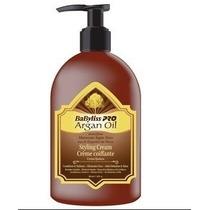 Creme De Pentear Argan Oil Babyliss Pro 300ml + Brinde