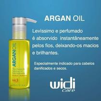 Widi Care - Argan Oil - Óleo Hidratante - 120ml