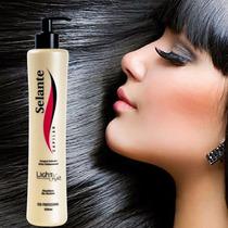 Selante Capilar Ressecado Cabelo Light Hair Mandioca 500ml
