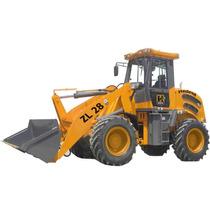 Pá Carregadeira Zl28 Hedesa 0k P/ 2800kg Potente & Econômica