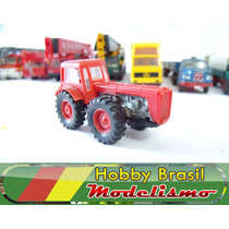Trator Agrícola Ho 1:87 Wiking