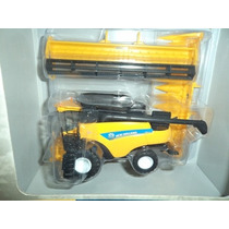 Colheitadeira New Holland Cr8090 Escala 1/64