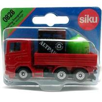 Siku 0828 Caminhão De Reciclagem