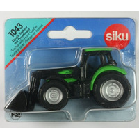 Siku 1049 Trator Deutz C/ Pá Frontal