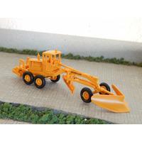 Lindo Trator Motor Niveladora Caterpillar Ho 1:87 Roco