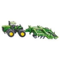 Toy Tractor Agrícola - Siku John Deere 9630 W Amazone