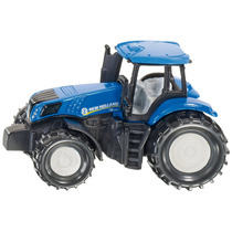 Toy Tractor Agrícola - Siku New Holland T8.390 Miniature