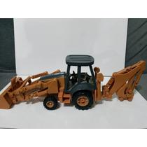 1/32 Miniatura Retroescavadeira Case 580 Super M