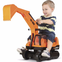 Escavadeira Gigante Infantil - Roma Jensen Promoção
