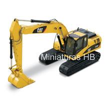 Miniatura Escavadeira Hidraulica 323d Norscot 1:50