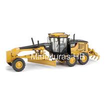 Miniatura Trator Motoniveladora 140m Norscot 1:50