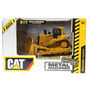 Trator Cat D11t Metal Escala 1/63 Esteira Borracha