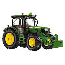 Modelo Toy Tractor - Wiking John Deere 6125r Replica