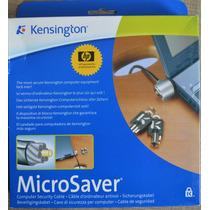 Cadeado Trava Notebook Projetor Original Hp Kensington