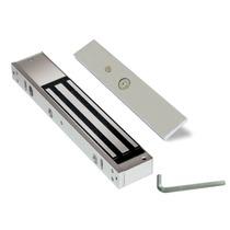 Kit Fechadura Magnética 180 Kilos Cx-f180 Citrox Vidro