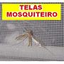 Tela Mosquiteira Protetora Inseto Portas Mosquito Zika Virus