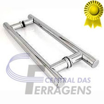 Puxador Porta Madeira 100cm De Comprimento X 80cm Entre Furo