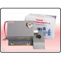 Trava Eletromagnética P/portões Eletrônicos 110v Travatec