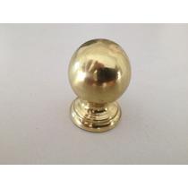 Puxador Armários Quarto Ou Cozinha Latão Dourado Lpe-5145/25
