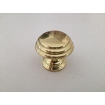 Puxador Armários Quarto Ou Cozinha Latão Dourado Lpe-326/25