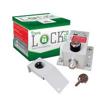 Trava Eletrica Portao Basculante Ipec Lock Plus 220v