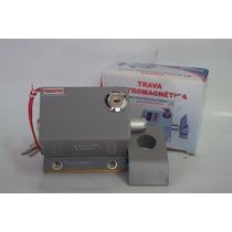 Trava Eletro Magnetica Para Portoes