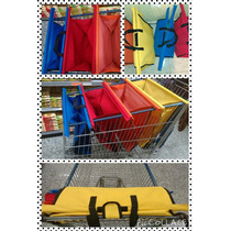 Kit C/ 4 Bags Sacolas Supermercado Práticas, Praia E Demais!
