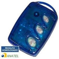 Controle 3 Teclas Linear Hcs(100 Unidades) Para Modulo Hcs