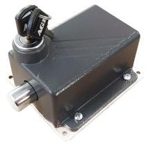 Trava Eletromagnetica P/ Portão Agl 100v Com Modulo