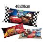 50 Travesseirinhos Almofada Lembrancinha 40x20 Carros Disney
