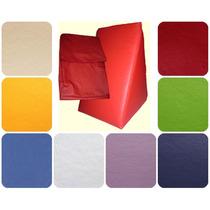 Capa Para Travesseiro Almofada Ou Encosto Triangular