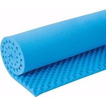 Colchão Caixa De Ovo Paropas Solteiro - Azul D18