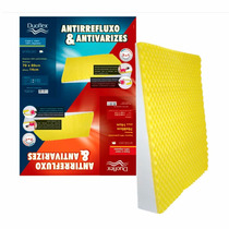 Almofada Triangular Refluxo/varizes 70x80x14cm-duoflex